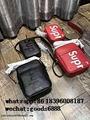 Wholesale Supreme X Louis Vuitton Duffle Bag Handbags suitcase leather wallets  6
