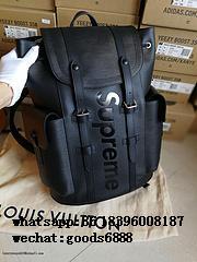 Wholesale Supreme X Louis Vuitton Duffle Bag Handbags suitcase leather wallets  11