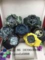 Authentic Casio g-shock GST-210 g-shock GA-110G GBA Baby GG Waterproof  Watches