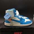 "authentic NIKE AIR JORDAN 1 ""OFF-WHITE"" Shoes Sneakers Release Online For Sale 13"
