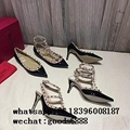 high quality valentino heels women studded sandals sneakers valentino flat shoes