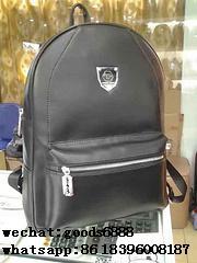 Wholesale Philipp Plein bags PP men's handbag wallet backpack bags 1