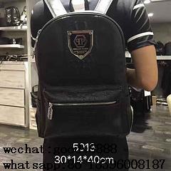 Wholesale Philipp Plein bags PP men's handbag wallet backpack bags 12