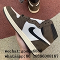 wholesale top nike Air Jordan 1 Hi OG x Travis Scott TS aj1 Basketball Shoes  1