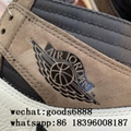 wholesale top nike Air Jordan 1 Hi OG x Travis Scott TS aj1 Basketball Shoes  7