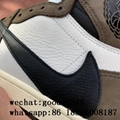 wholesale top nike Air Jordan 1 Hi OG x Travis Scott TS aj1 Basketball Shoes  10