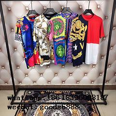 wholesale Best Replica 1:1Versace cotton polo shirt T-shirts Sweater shorts Vest