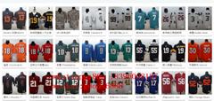 wholesale Cheap NFL MLB NBA NCAA      shirt American Football basketball Jerseys