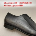 wholesale top berluti style best Handmade mens shoes in cowhide leather shoes
