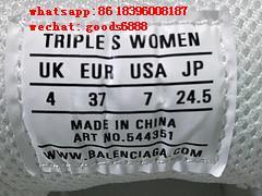 wholesa hotsale top Balenciaga Triple S 3.0 2.0 1.0 Speed Trainer sneakers Shoes 13