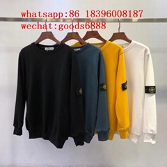 Wholesale 1:1 quality Stone island T-shirt sportswear, Island  clothing hoodies