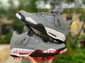 wholesale  High Quality air jordan 4 retro mens Basketbal shoes Cool Grey/ Dark