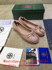 wholesale top quality tory burch miller leather sandals slides shoes for women