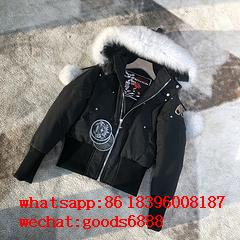 wholesale 2019 newest Moose Knuckles Jackets man down coats fur coats 5