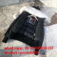 wholesale 2019 newest Moose Knuckles Jackets man down coats fur coats 10
