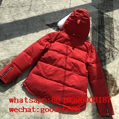 wholesale 2019 newest Moose Knuckles Jackets man down coats fur coats 12