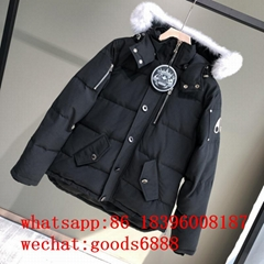 wholesale 2019 newest Moose Knuckles Jackets man down coats fur coats
