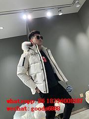 wholesale 2019 newest Moose Knuckles Jackets man down coats fur coats 19