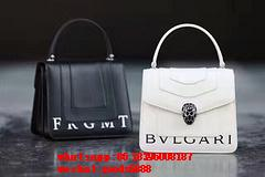newest bvlgari bags fashion Forever Shoulder purses bvlgari leather bags high