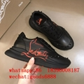 wholesale best newest Christian Louboutin Sneakers CL Louboutin Spike Red Bottom