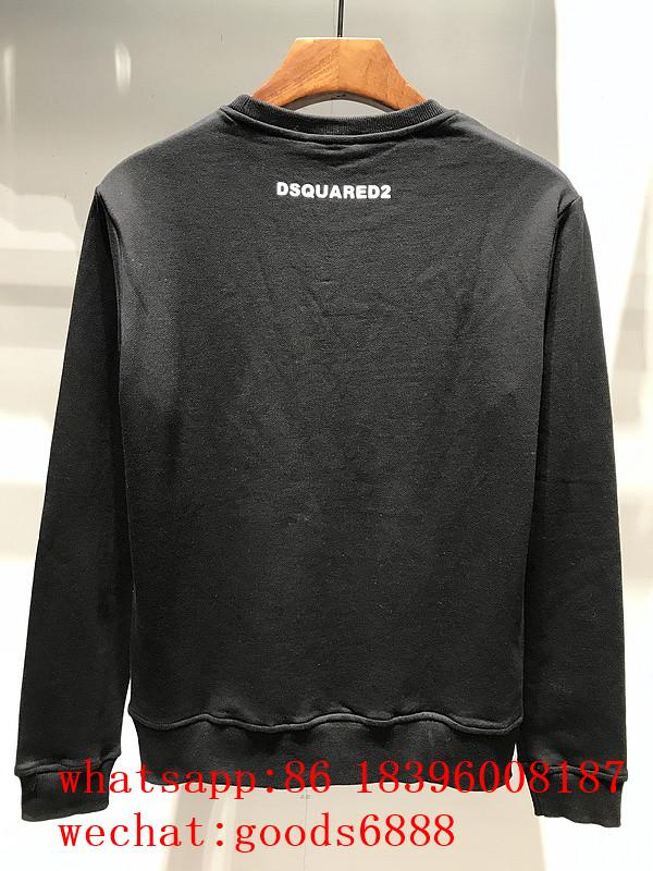 wholesale 2019 Newest D2 DSQ Brand DSQUARED2 hoodies Men winter jackets sweaters 9