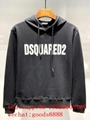 wholesale 2019 Newest D2 DSQ Brand DSQUARED2 hoodies Men winter jackets sweaters 10