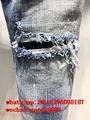 Wholesale authentic D2 Dsquared2 jeans 1:1 quality men long jeans pants trousers 7