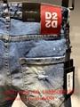 Wholesale authentic D2 Dsquared2 jeans 1:1 quality men long jeans pants trousers 12