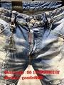 Wholesale authentic D2 Dsquared2 jeans 1:1 quality men long jeans pants trousers 19