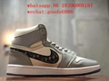 wholesale newest 1:1 best quality dior Nike Air Jordan 1 sports basketball shoes 1