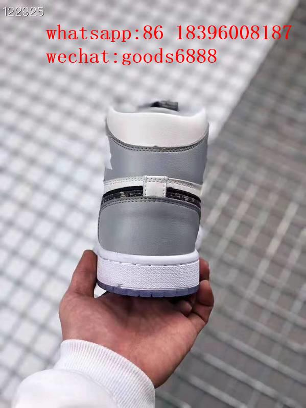 wholesale newest 1:1 best quality dior Nike Air Jordan 1 sports basketball shoes 13