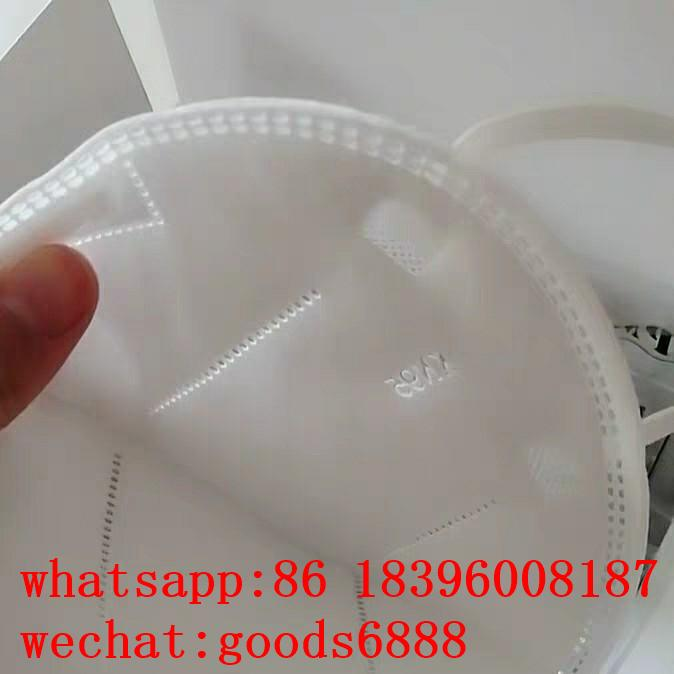 Factory Wholesale cheap Disposable Medical Respirators 3-ply Face n95 kn95 masks 16