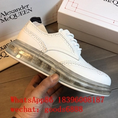wholeSale 1:1 best Alexander         sneankersTop Quality McQ leather Trainers