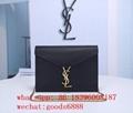 wholesale original YSL handbags Sleek shiny bags saint Laurent purses bag wallet
