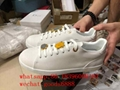 best quality Women Men's Leather Sneakers fashion all kinds luxury shoes cheap