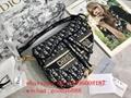 original Christian Dior BOOK TOTE handbag Oblique printed women's Shoulder bag