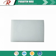 High quality long duration fully refined paraffin wax 56 58 with certificates by