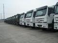 Sinotruk Howo 6x4 20cbm dump truck