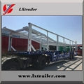 2 Axles 10pcs Car Carrier Transportl