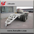 Double Axles Dolly Semi Trailer
