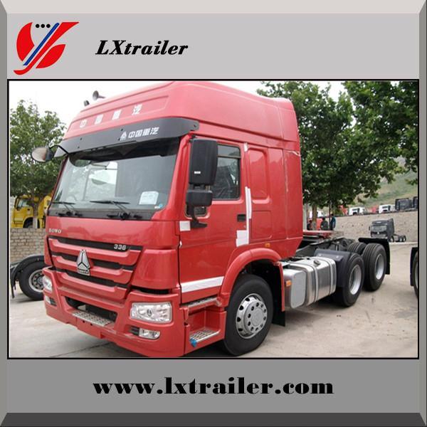 China Sinotruk Howo tractor truck for semi trailer 1