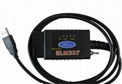Elm327 USB and Bluetooth with Switch OBD/OBD II