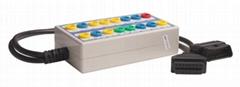 obdii protocol detector&break out box diagnostic OBD connector