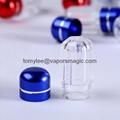 Rhino 7 / Rhino 69  Sex Packaging Plastic Case Capsule Bottles Pill Contaier 4