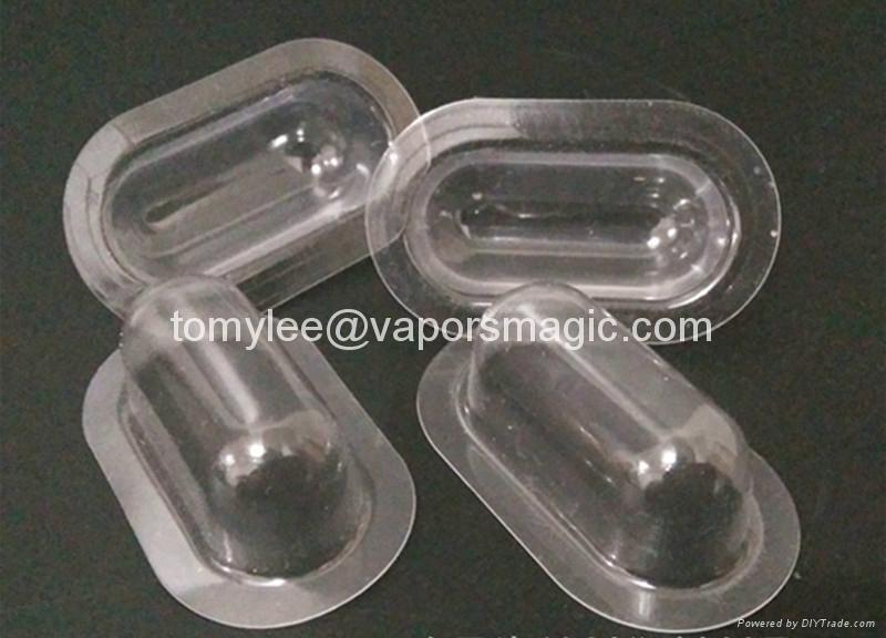 Rhino 7 / Rhino 69  Sex Packaging Plastic Case Capsule Bottles Pill Contaier 5