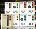 WHOLESALES E CIGARETTE CARTRIDGE JUUL PODS ATOMIZER WITH 8 FLAVORS E LIQUID
