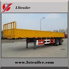 Cargo semi trailer for cargo