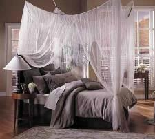 MOSQUITO BED NET- SQUARE SHAPE