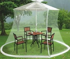 OUT DOOR-UMBRELLA MOSQUITO NET