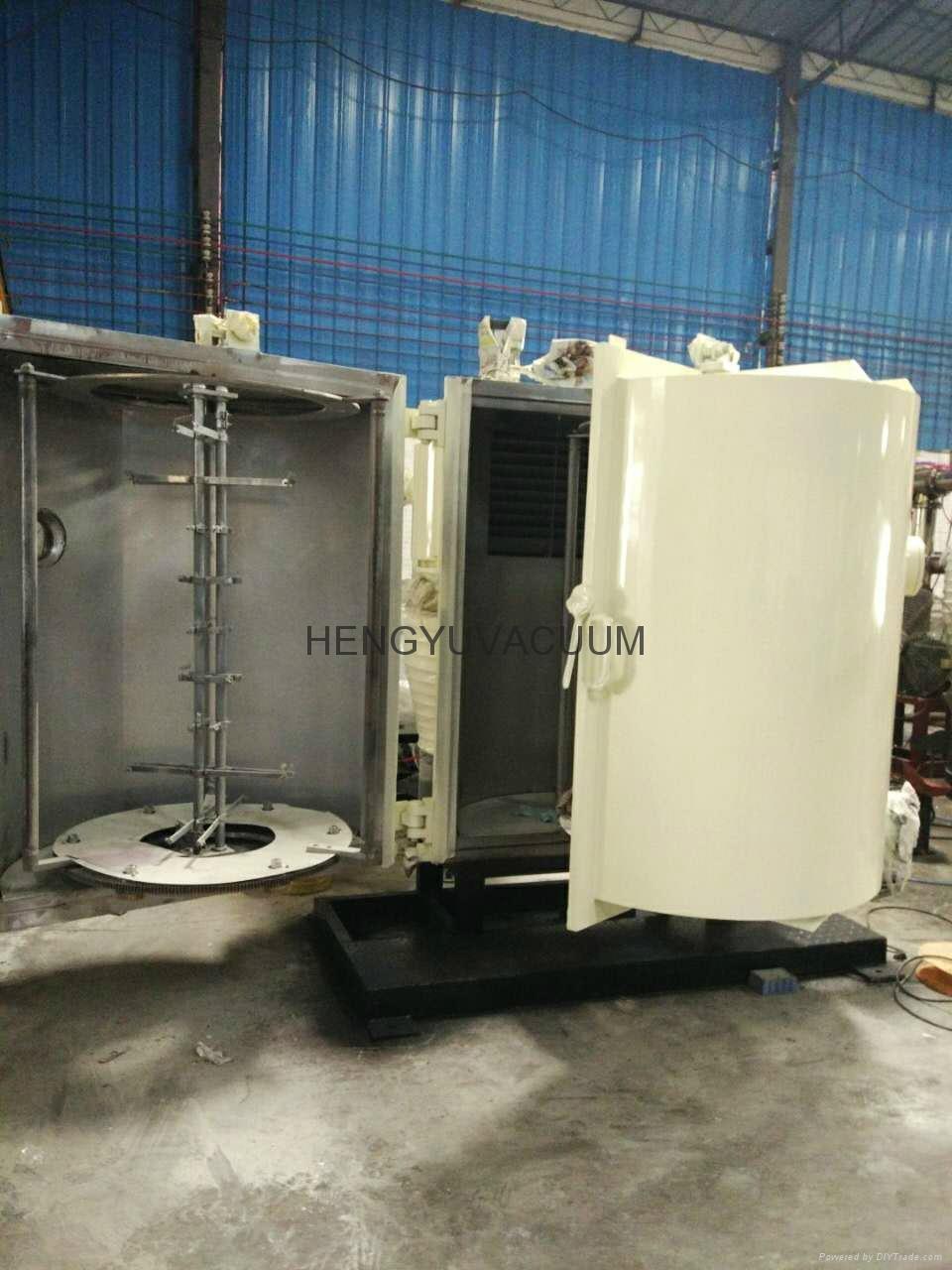 蒸發鍍膜設備 1